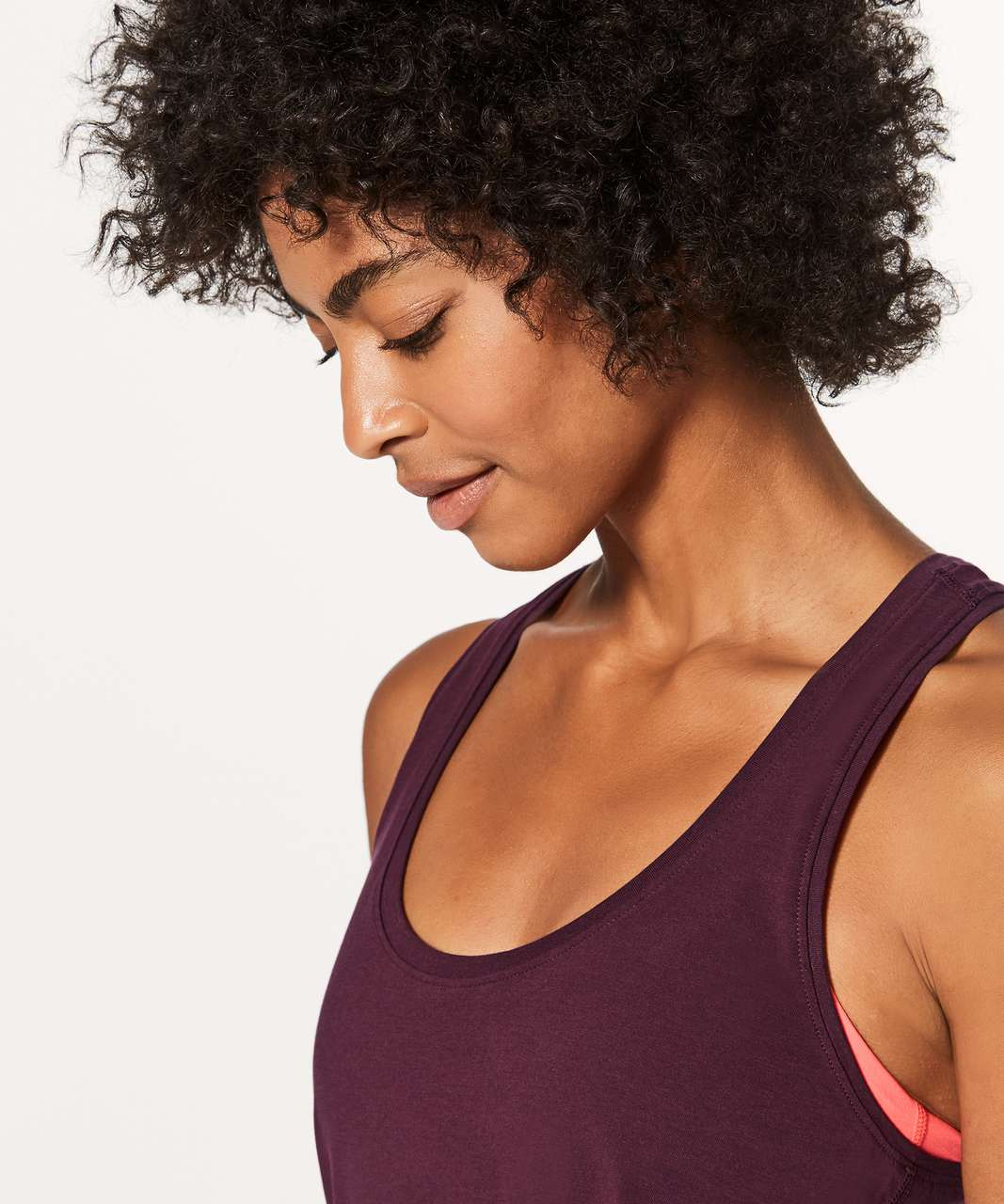 Lululemon Love Tank - Dark Adobe
