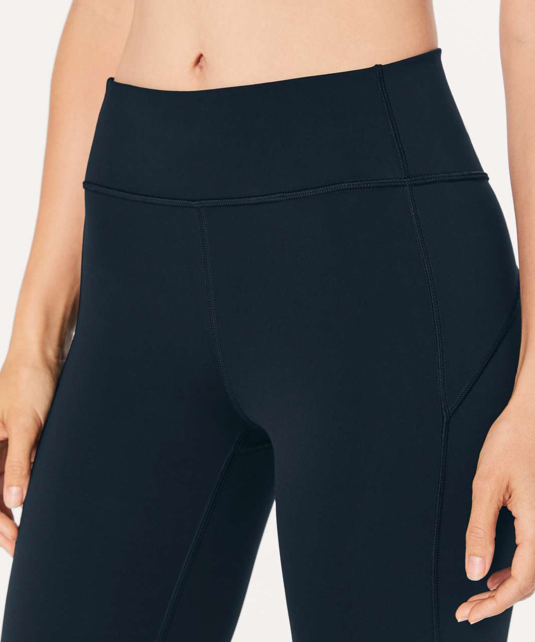 "Lululemon In Movement 7/8 Tight *Everlux 25"" - Nocturnal Teal"