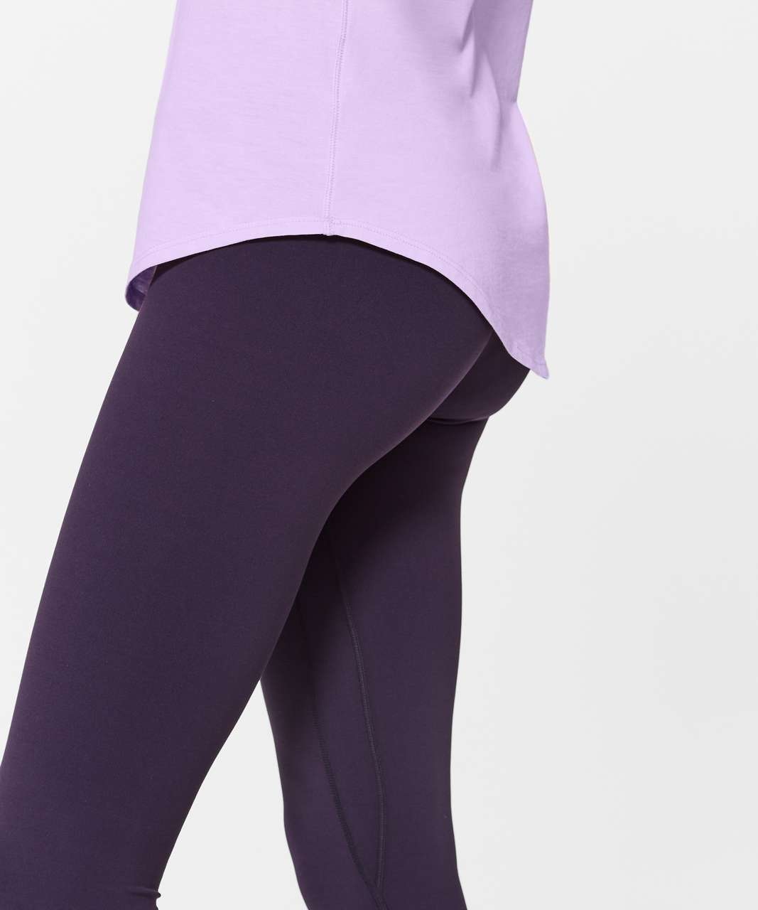 Lululemon Love Crew III - Rose Quartz