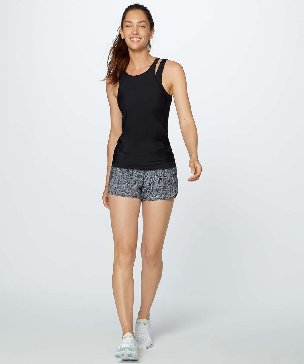 Lululemon In Your Pace Tank - Black