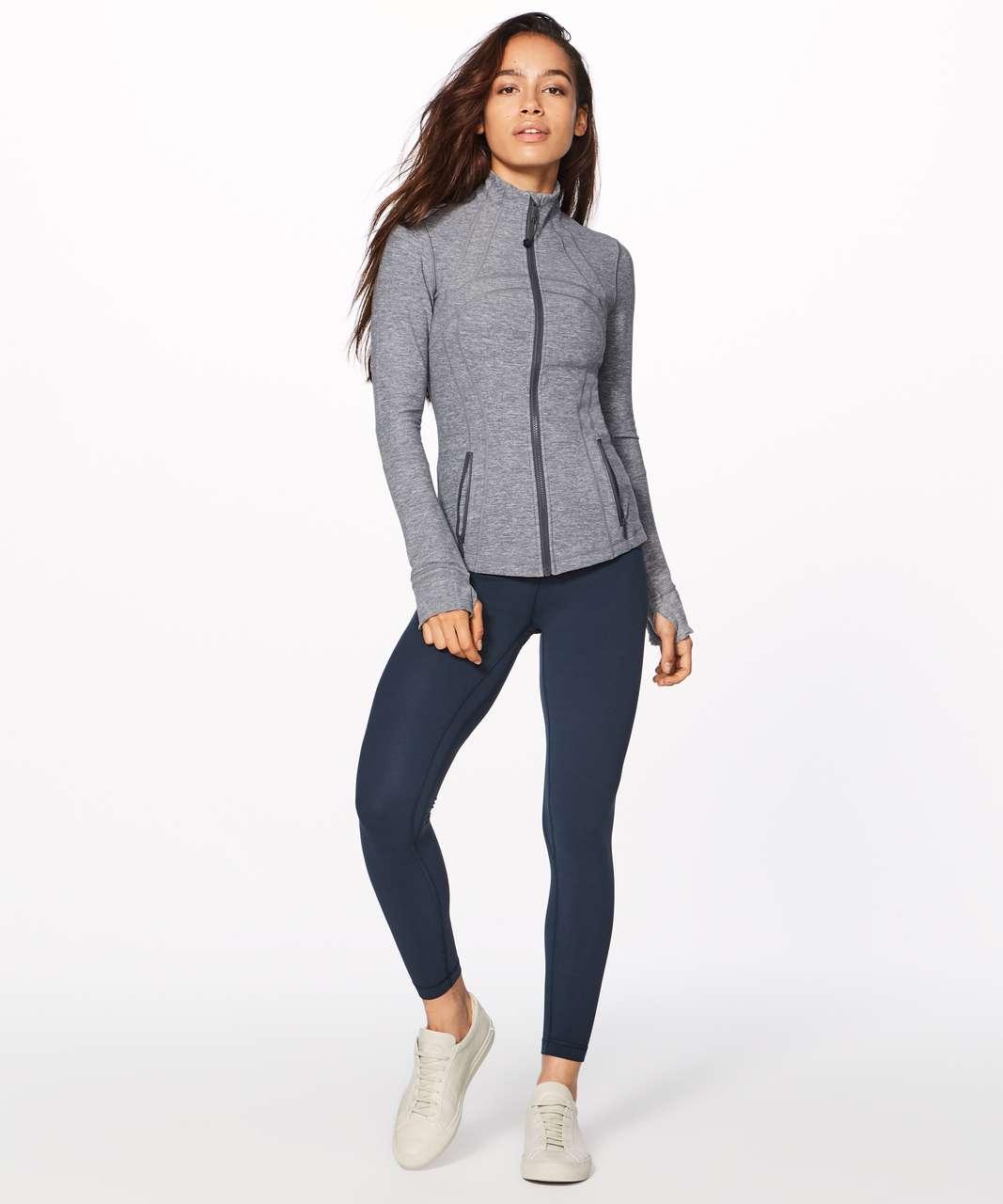 Lululemon Define Jacket (Rulu) - Heathered Slate
