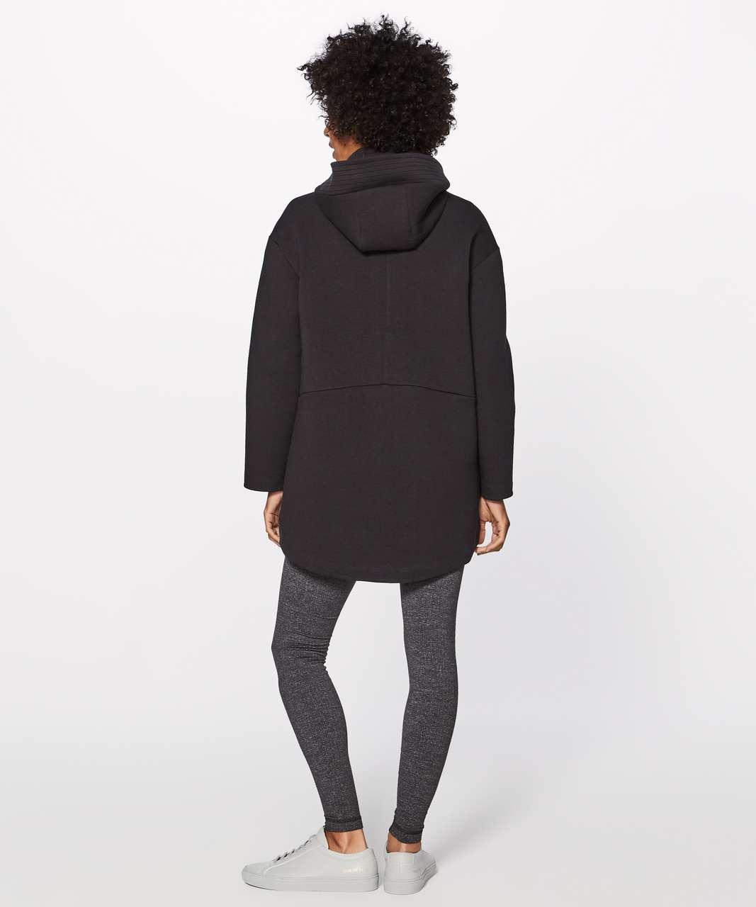 Lululemon New Form Coat - Black