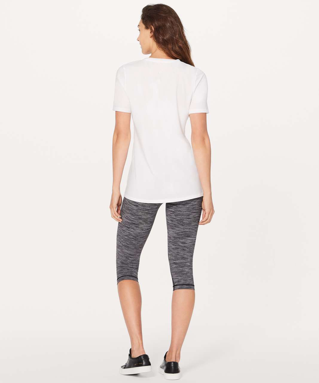 Lululemon Love Tee (Expression) - White