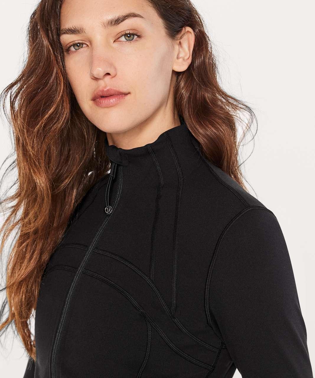 Lululemon Define Jacket (Pleat It) - Black