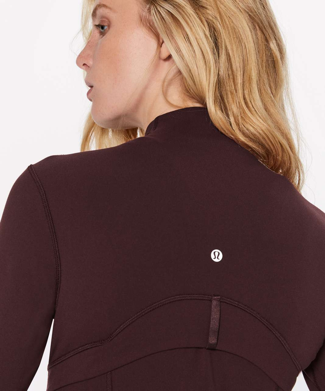 Lululemon Define Jacket - Garnet