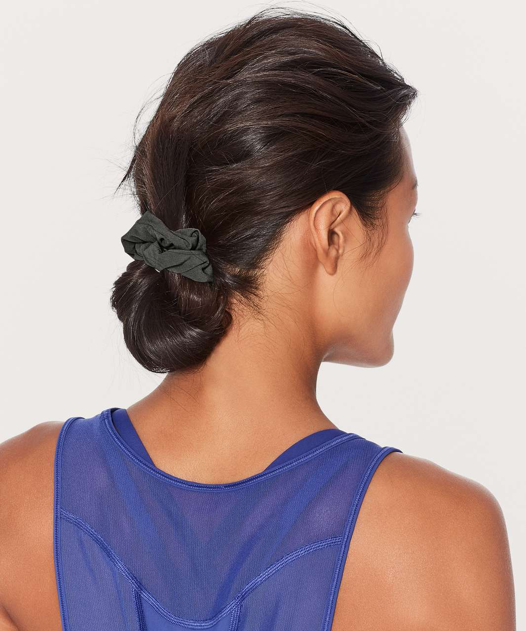 Lululemon Uplifting Scrunchie - Soot Light