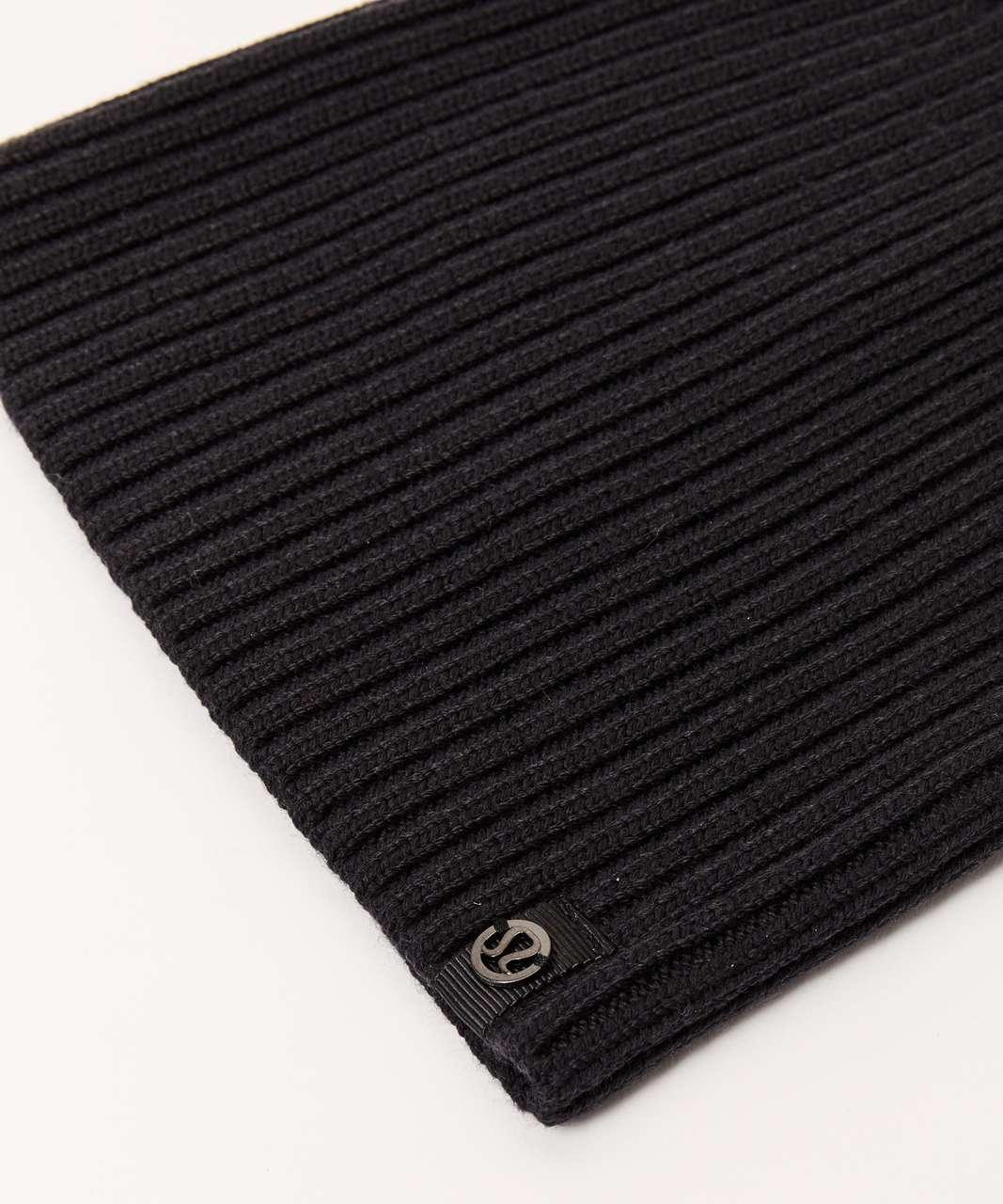 Lululemon Wool Be Cozy Toque - Black