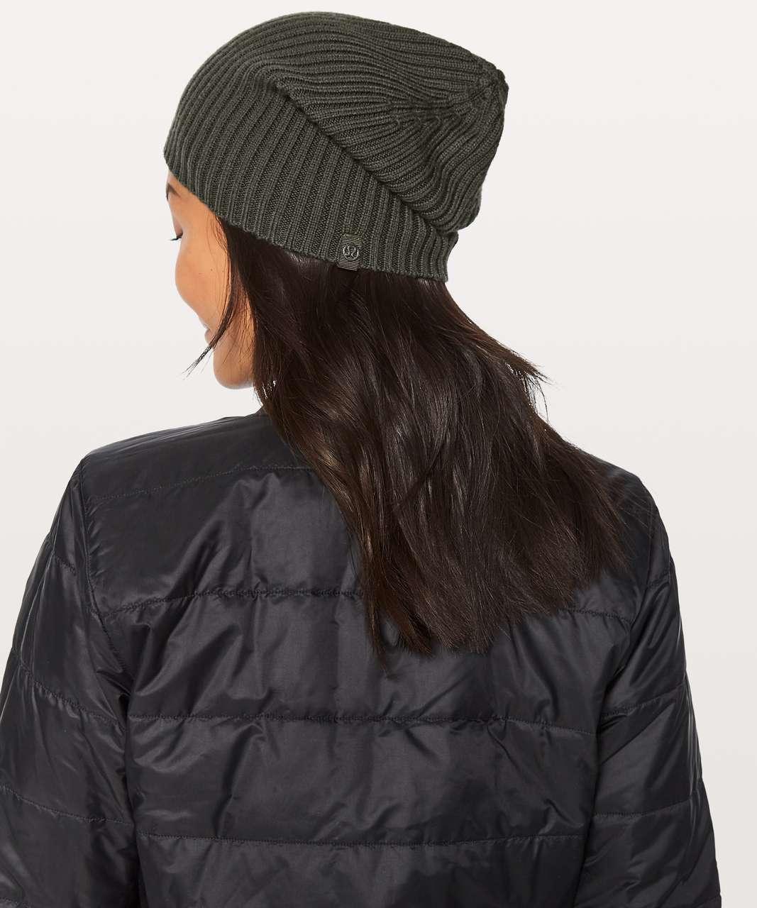 Lululemon Wool Be Cozy Toque - Dark Olive