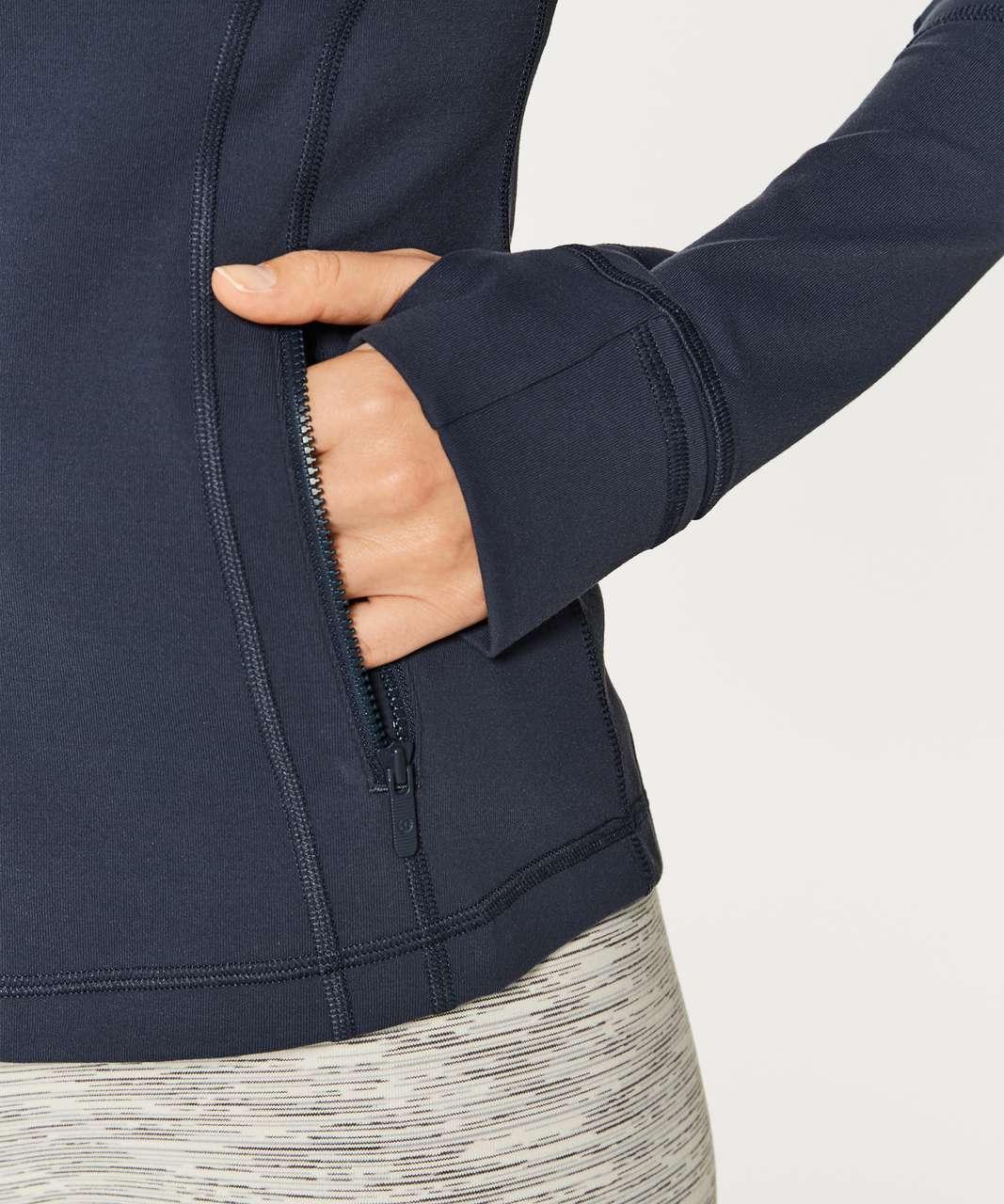 Lululemon Define Jacket - Mach Blue
