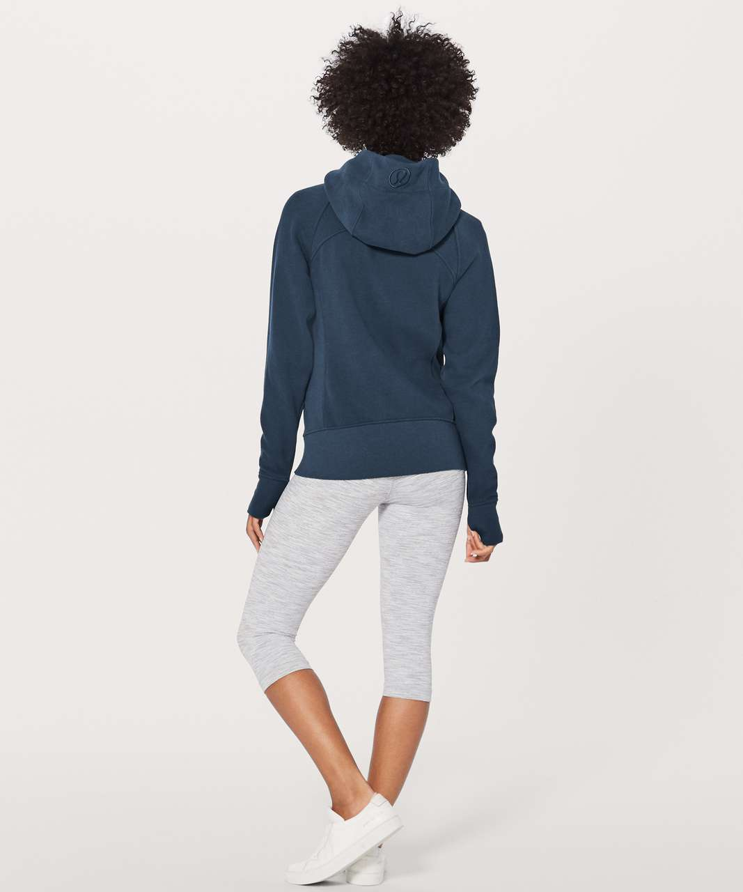 Lululemon Scuba Hoodie *Light Cotton Fleece - Mach Blue
