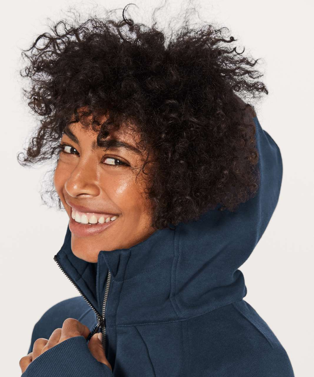 Lululemon Scuba Hoodie *Light Cotton Fleece - Mach Blue