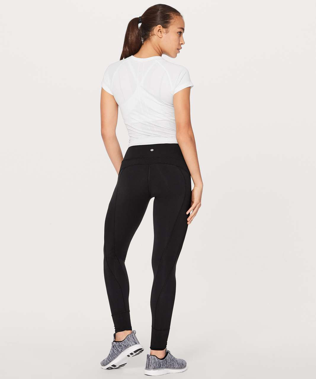 91fe35724 Lululemon Rush Hour Tight - Black - lulu fanatics