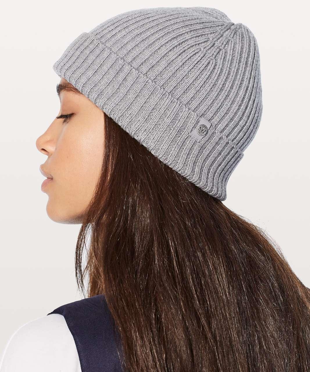 Lululemon Wool Be Cozy Toque - Heathered Medium Grey - lulu fanatics 8cf9891df61