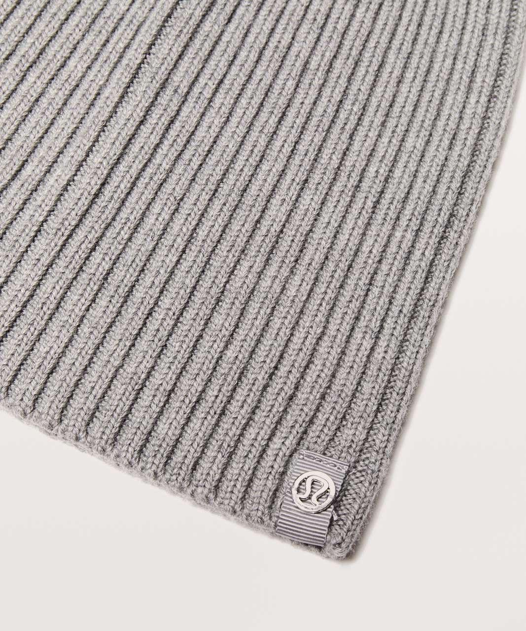 Lululemon Wool Be Cozy Toque - Heathered Medium Grey