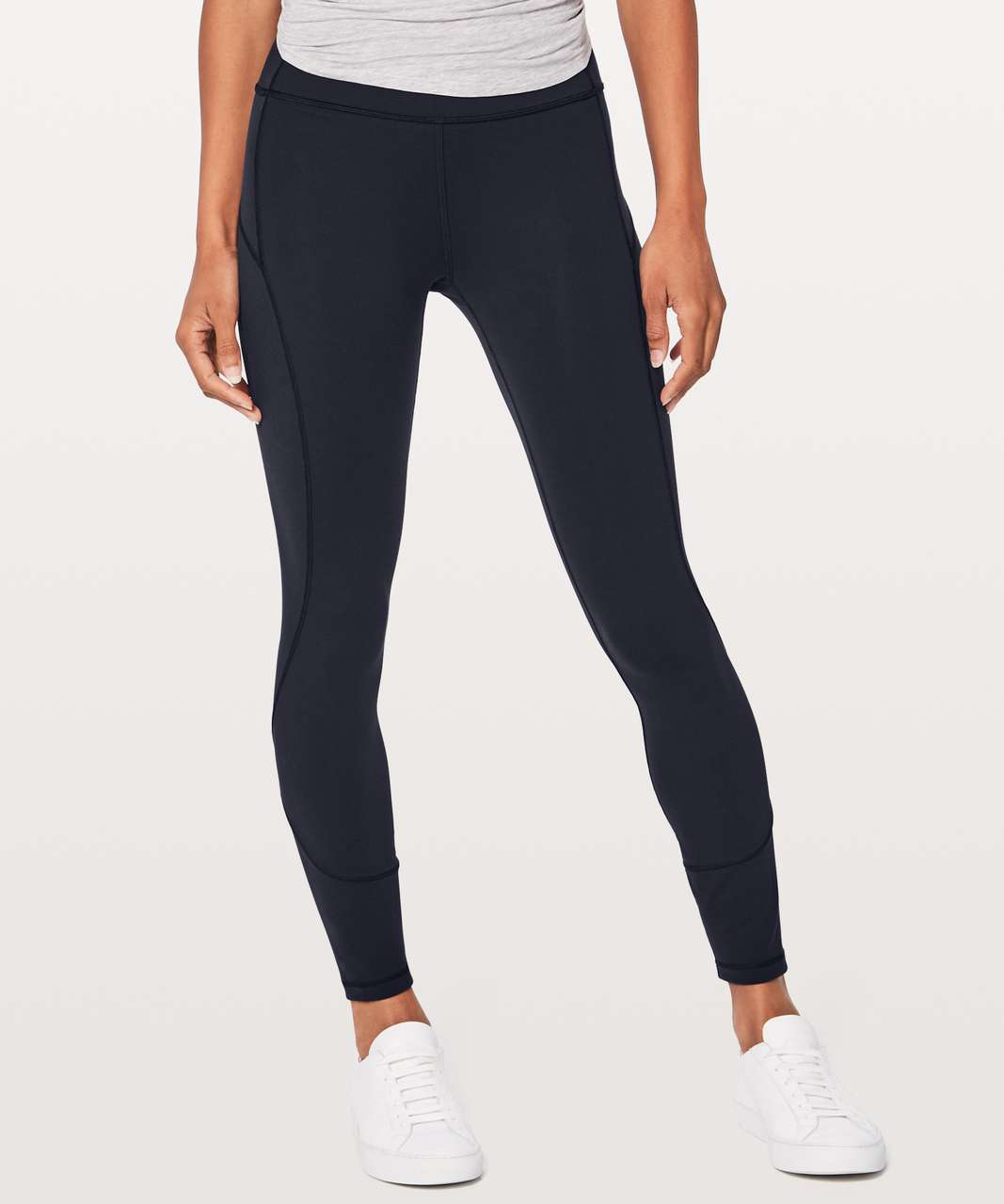 "Lululemon In Movement 7/8 Tight *Everlux 25"" - Midnight Navy"