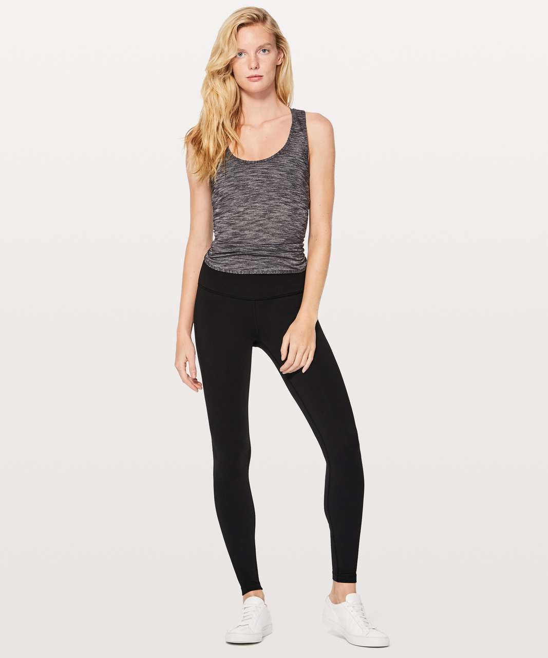 "Lululemon Wunder Under Hi-Rise Tight *Brushed 28"" - Black"