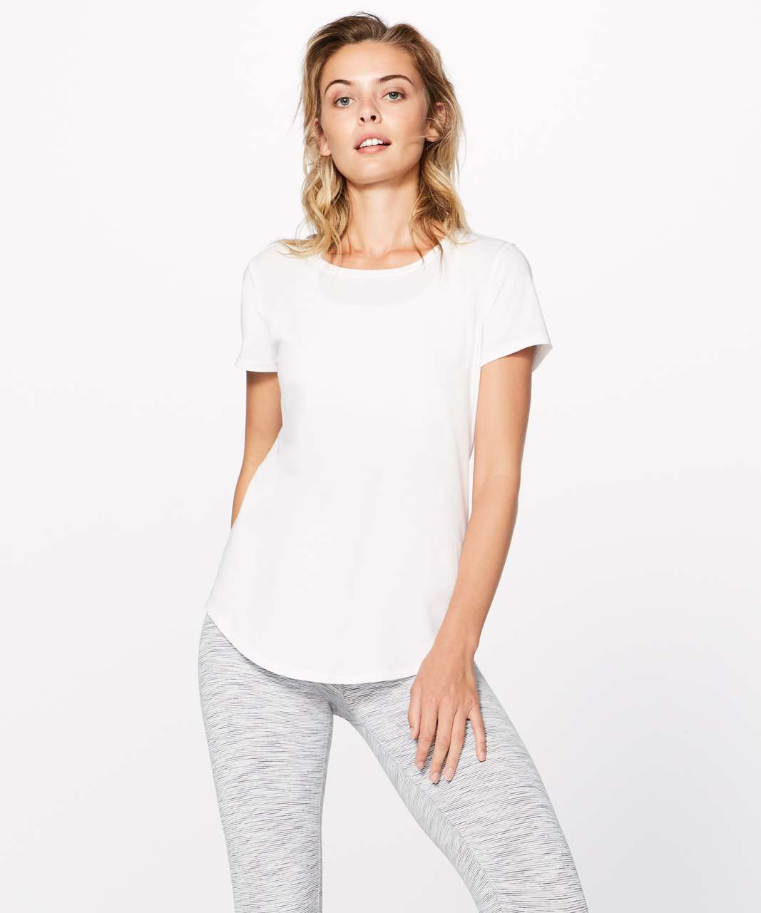 Lululemon Love Crew III - White (First Release)