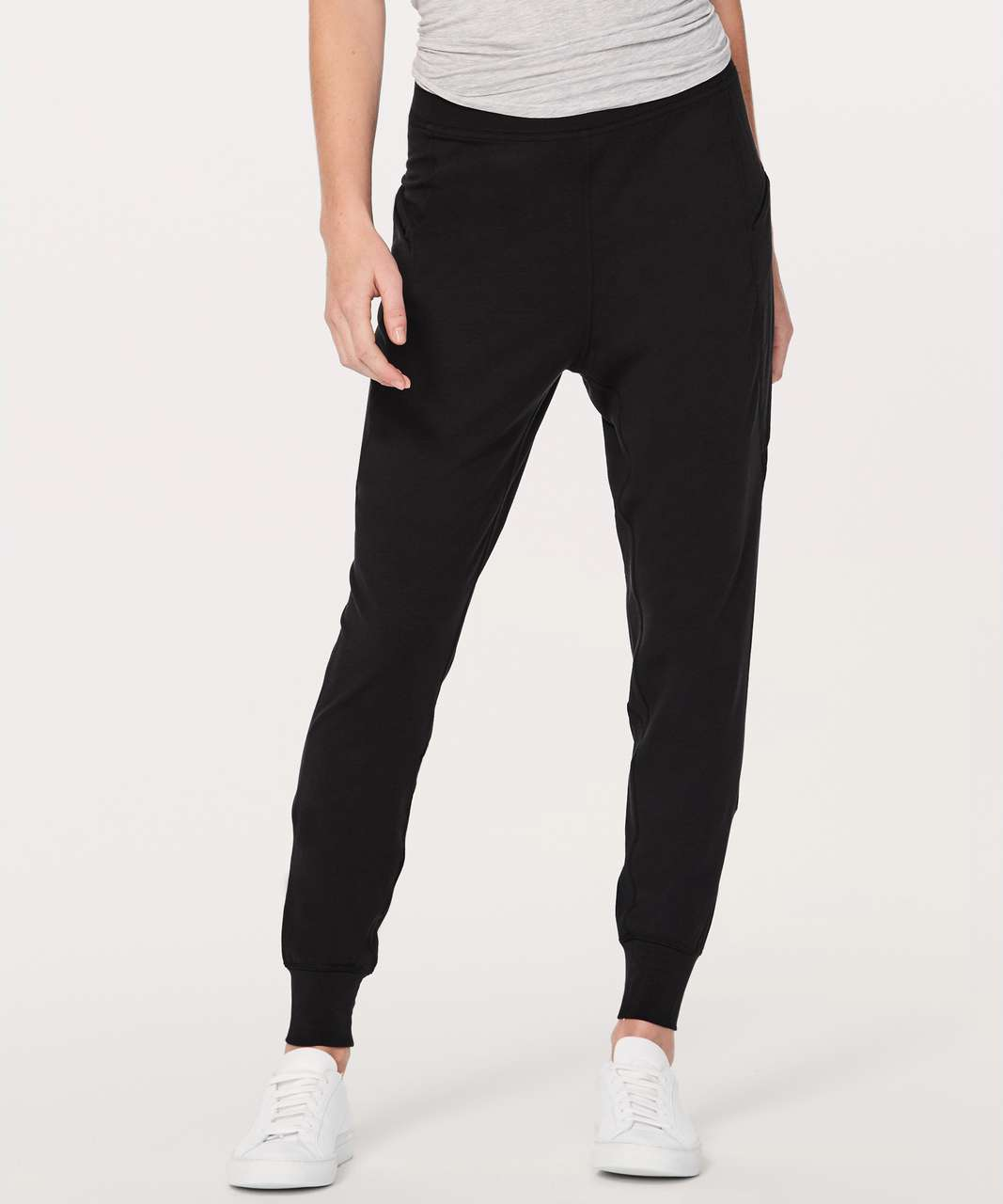 """Lululemon Meant To Move Pant 27"""" - Black"""