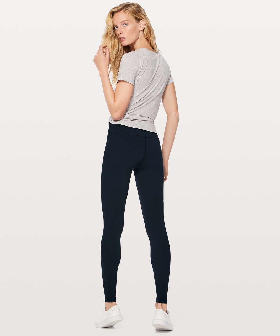 Lululemon Wunder Under Hi-Rise Tight (Tall) Full-On Luon Nocturnal Teal