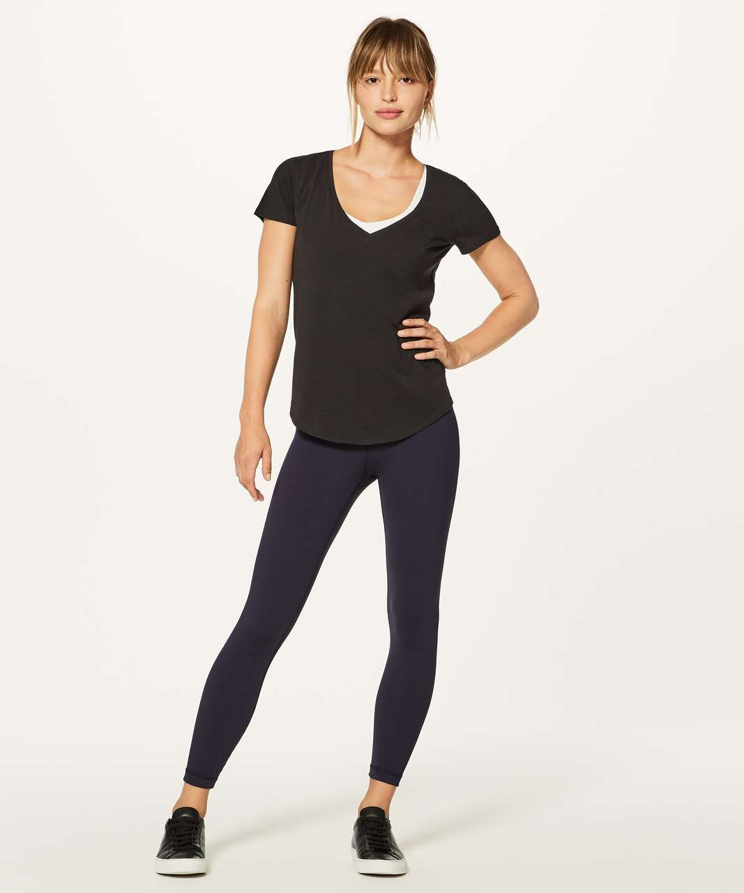 Lululemon Love Tee V - Black (First Release)