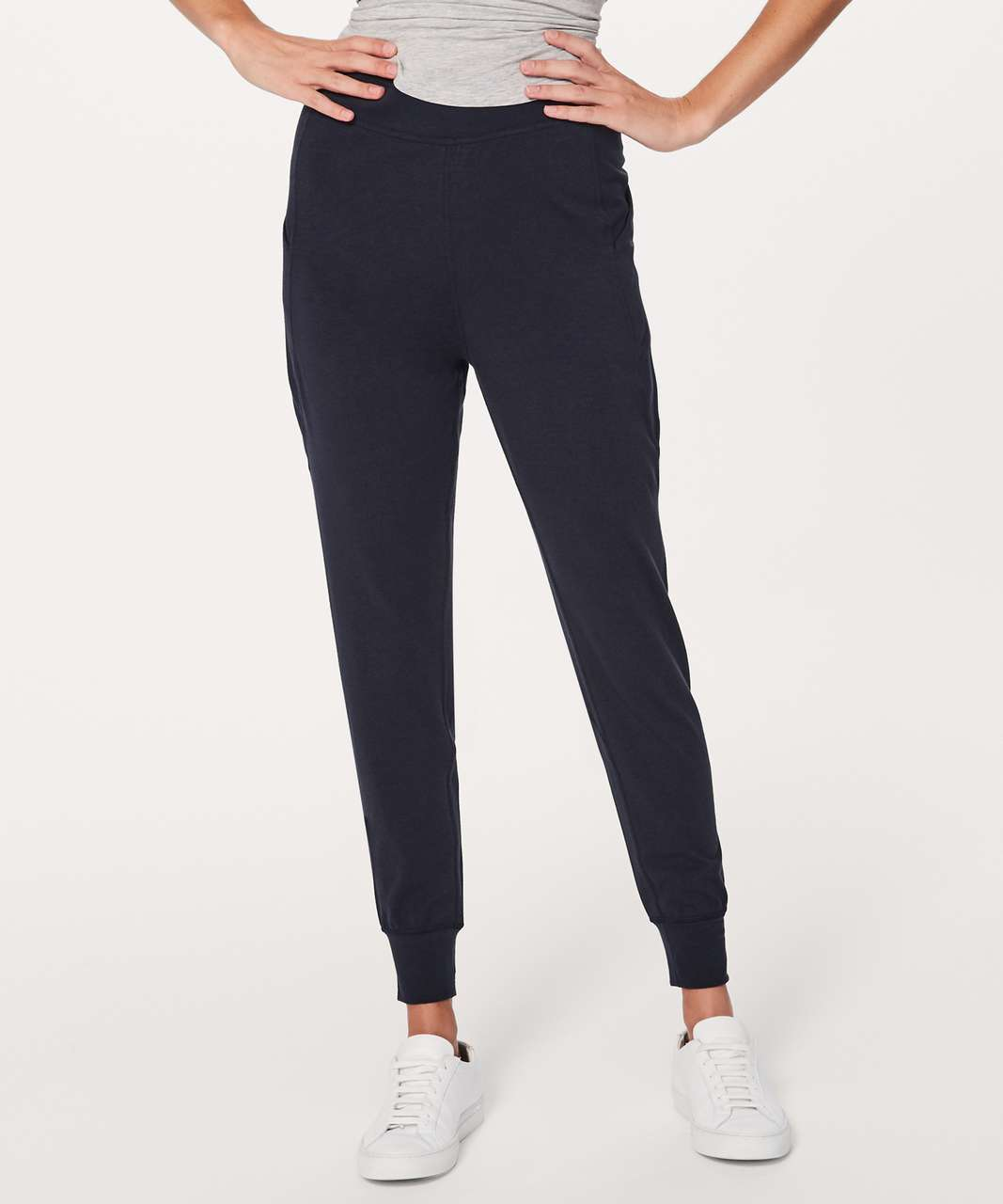 """Lululemon Meant To Move Pant 27"""" - Midnight Navy"""