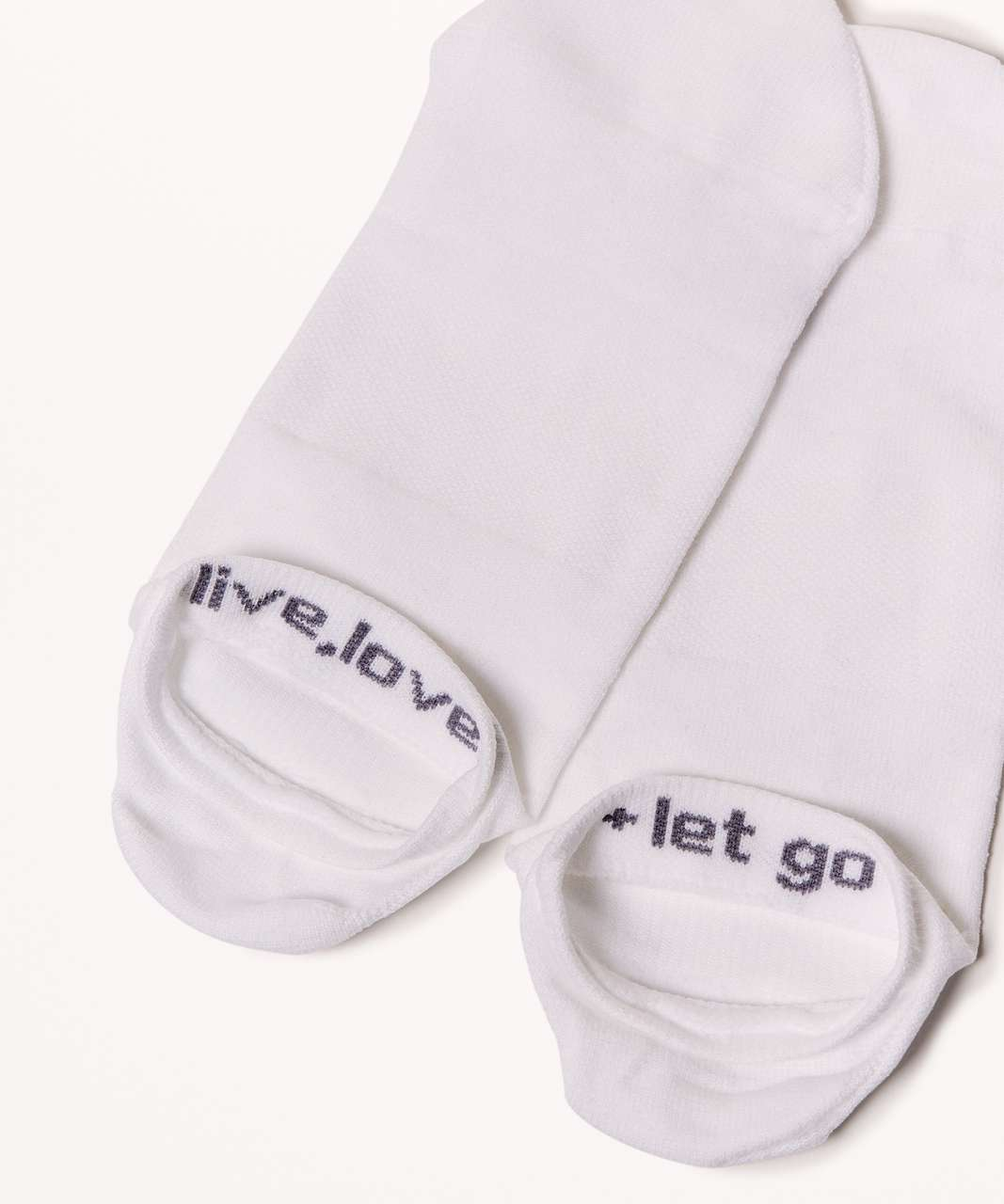 Lululemon Play All Day Sock - White