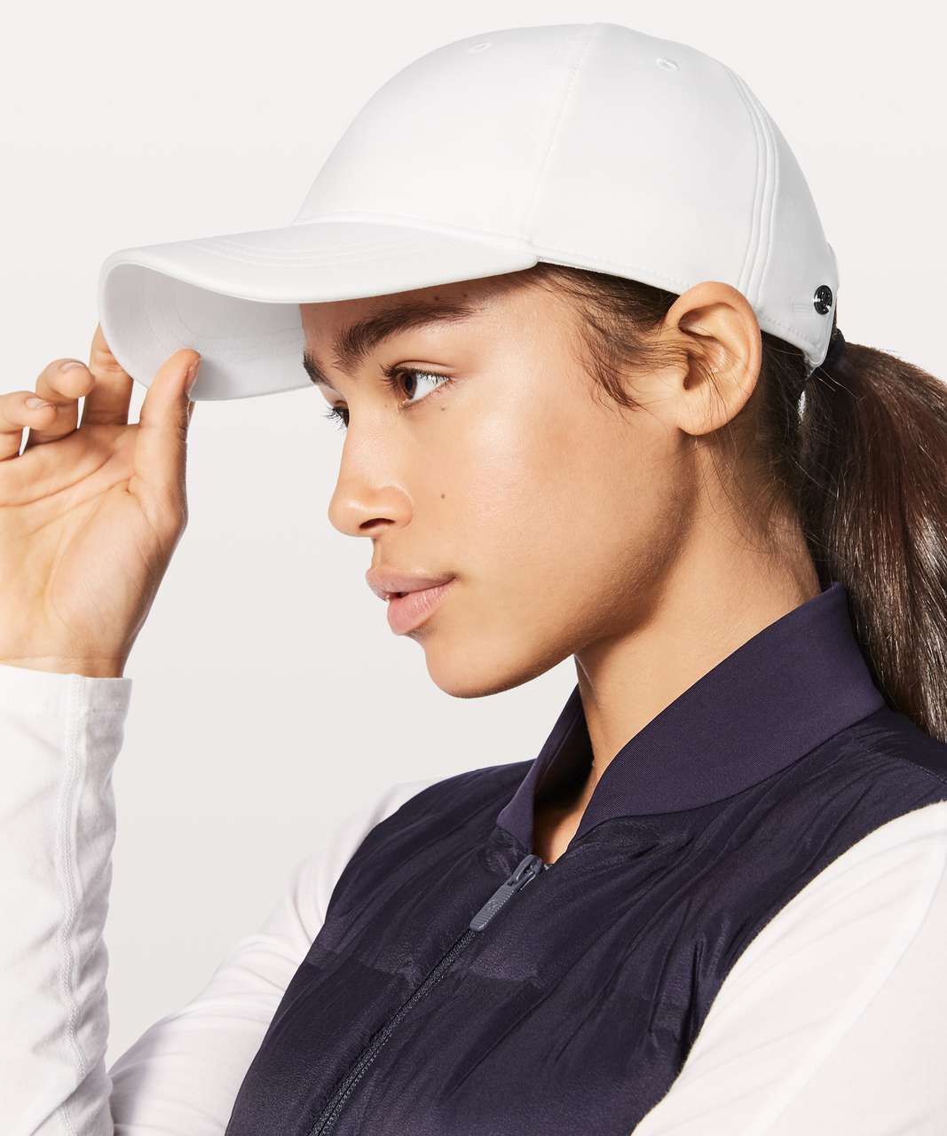 Lululemon Baller Hat - White (Second Release)