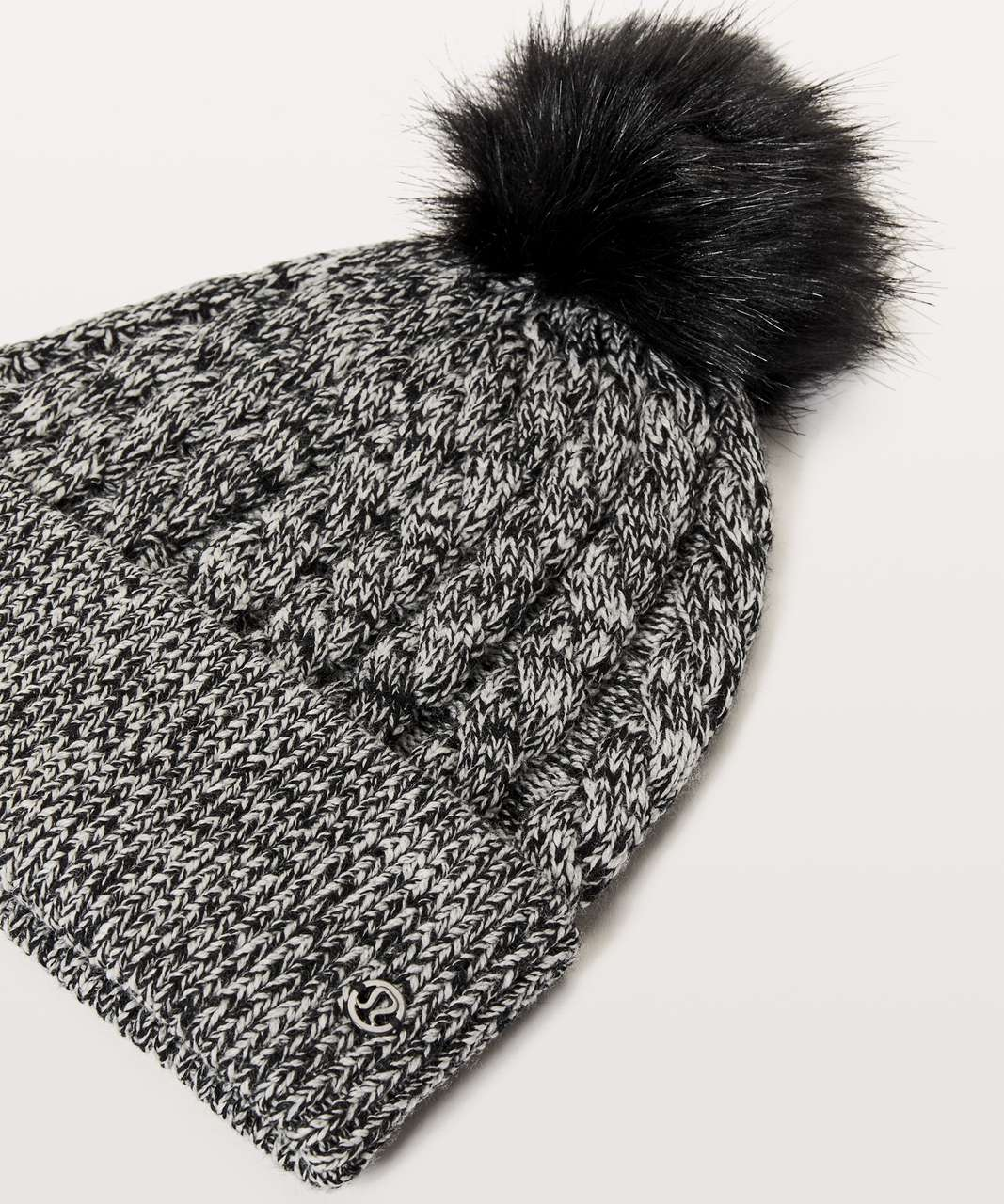 Lululemon Wool Be Toasty Toque - Black / Angel Wing
