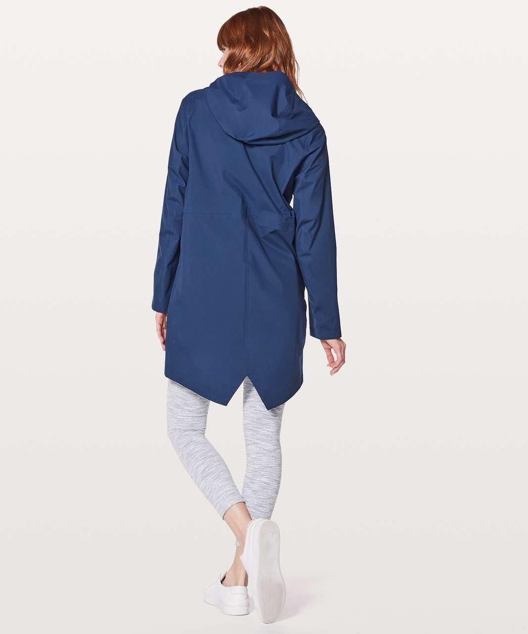 41ce11f83 Lululemon Rain Haven Jacket - Dark Iris - lulu fanatics