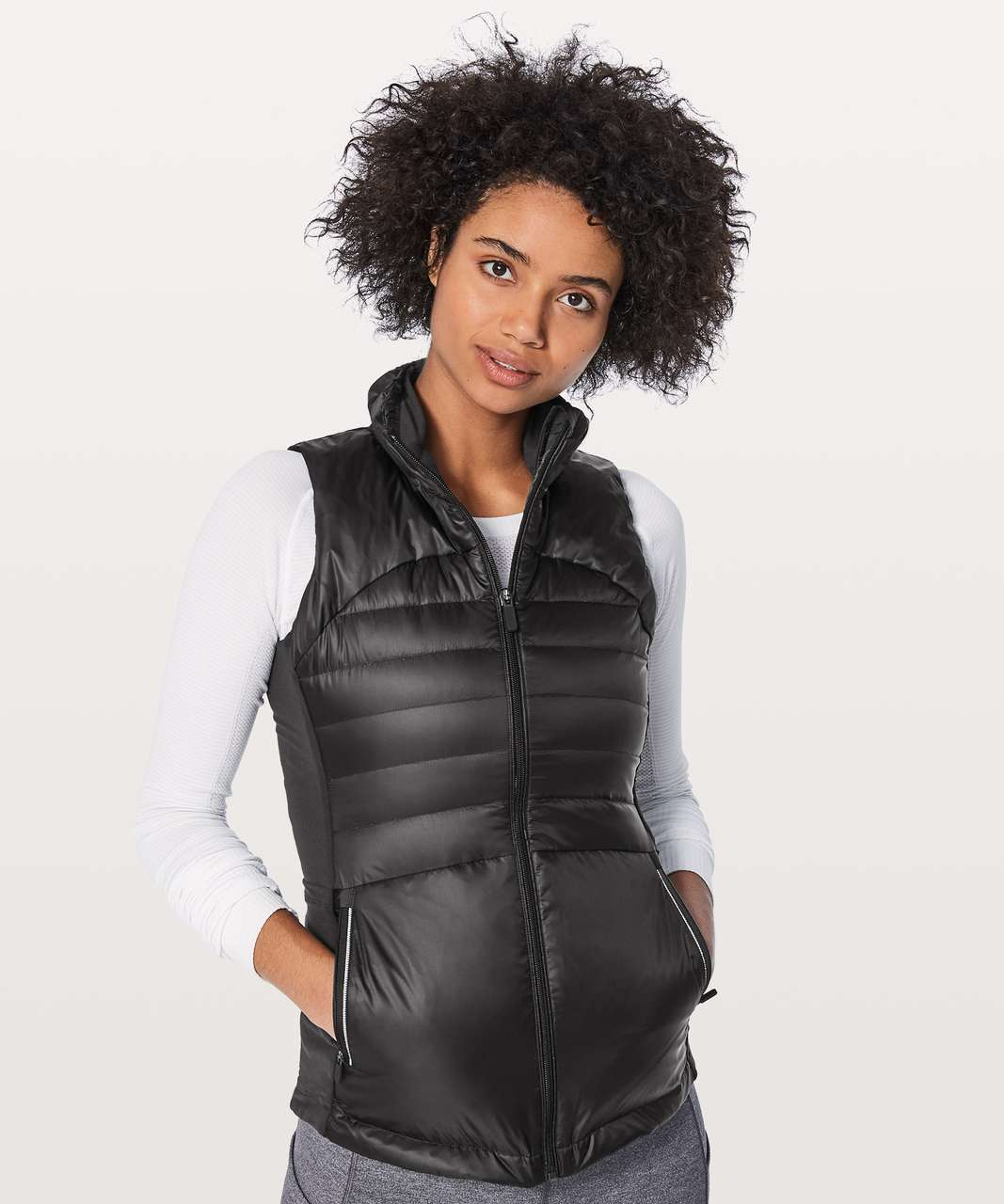 Lululemon Down For A Run Vest II - Black