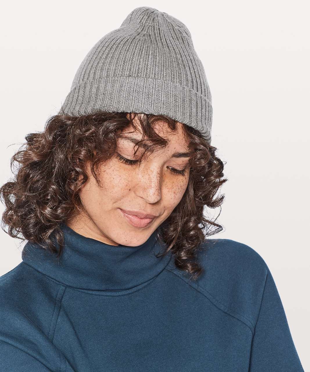 Lululemon Wool Be Cozy Toque - Heathered Core Medium Grey