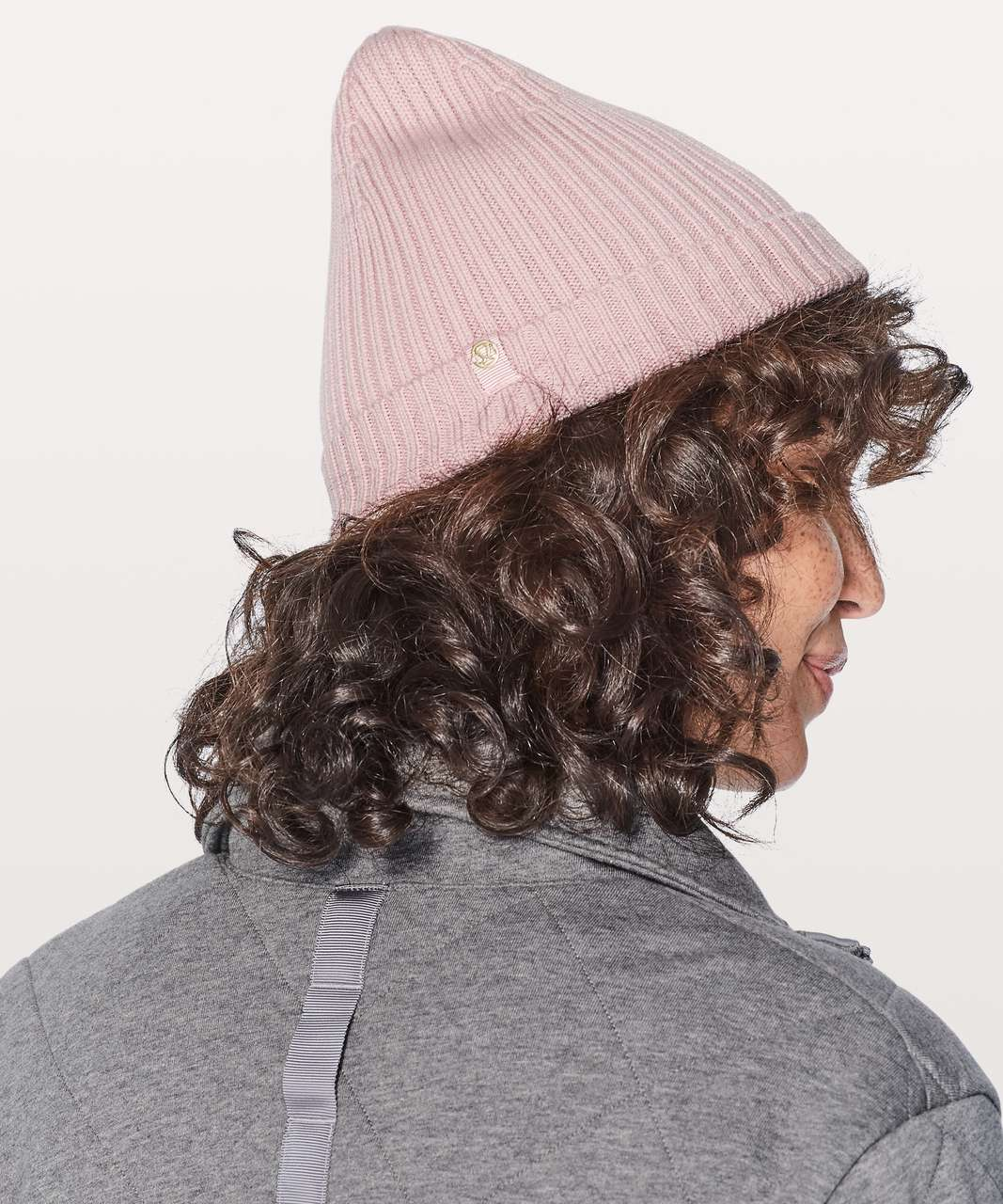 Lululemon Wool Be Cozy Toque - Misty Pink