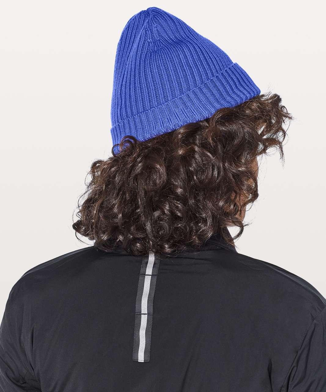 Lululemon Wool Be Cozy Toque - Blazer Blue