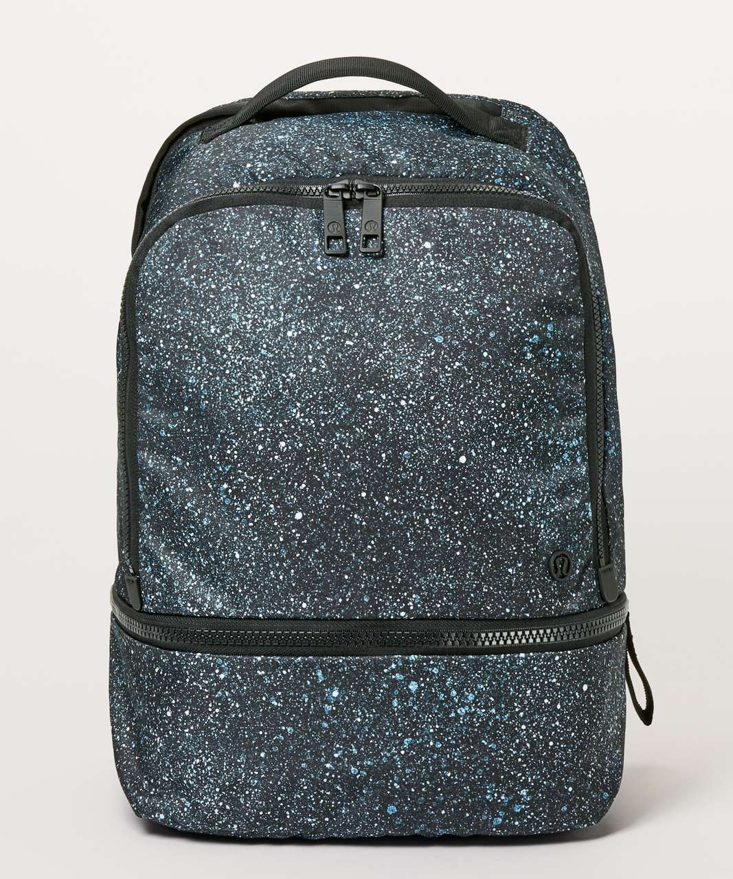 Lululemon City Adventurer Backpack 17L - Mineralize Multi / Black