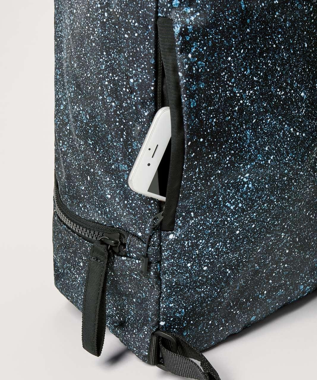 Lululemon City Adventurer Backpack 17L - Mineralize Multi / Black