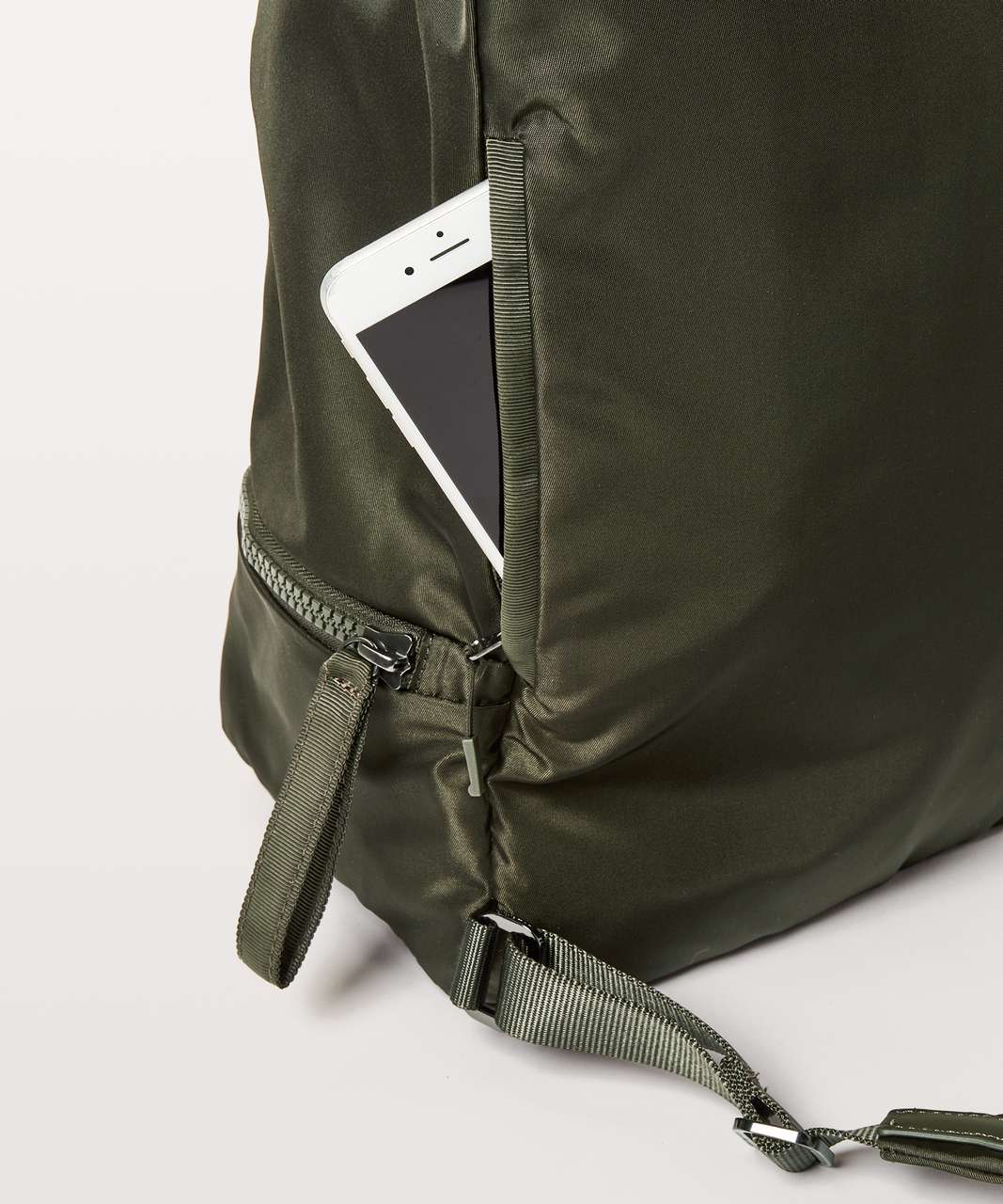 Lululemon City Adventurer Backpack *17L - Dark Olive