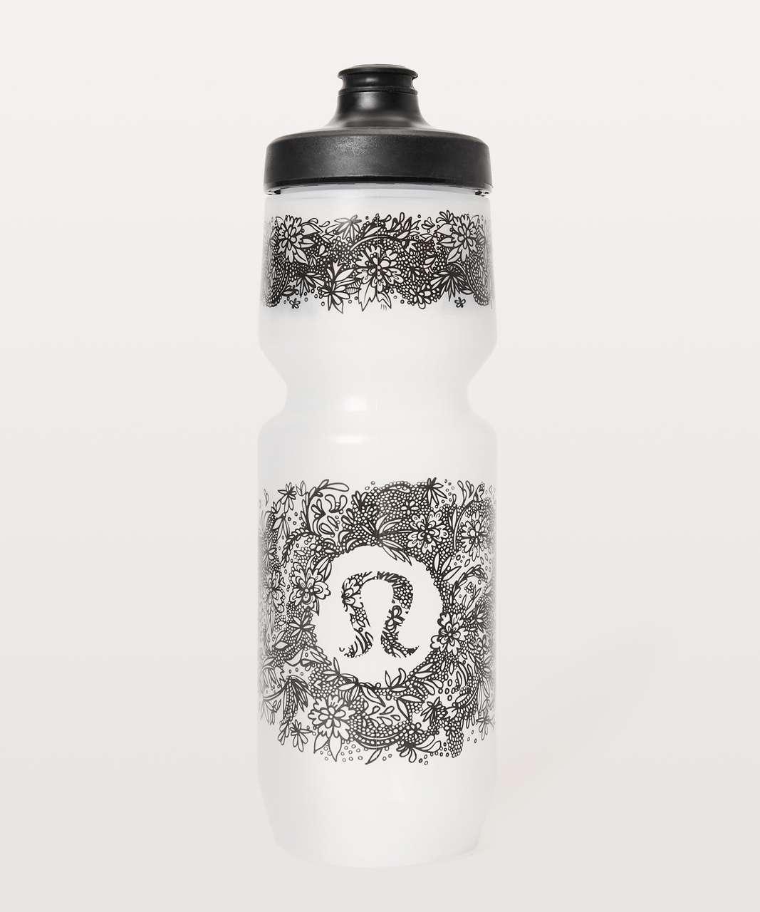 Lululemon Purist Cycling Water Bottle - Logo Lace