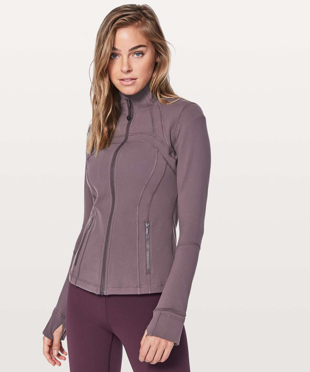 Lululemon Define Jacket - Vintage Grape