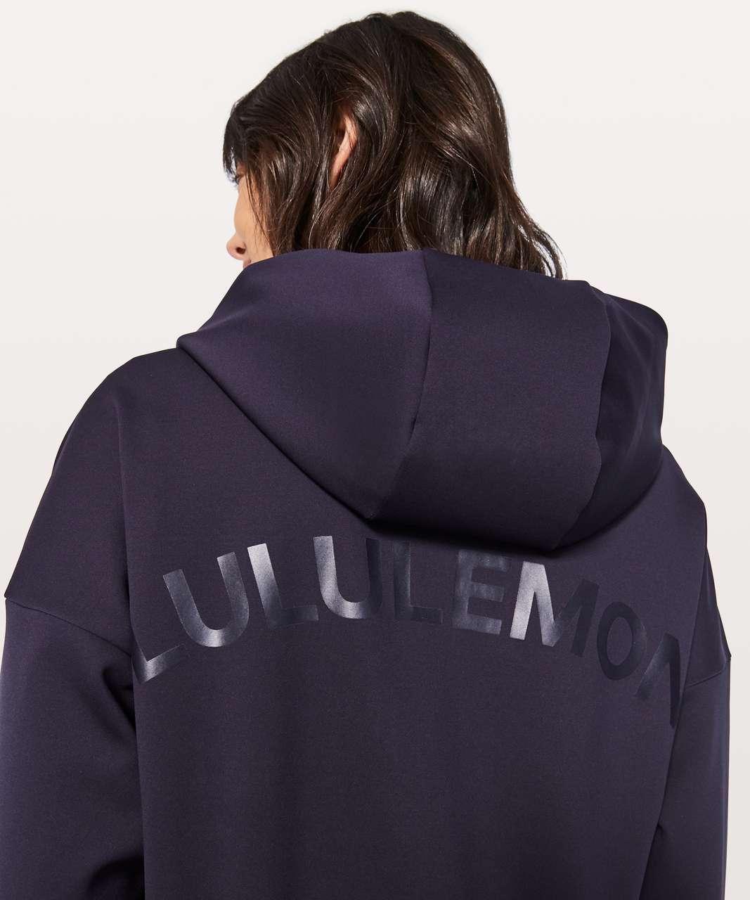 611fad7a608 Lululemon Shaped Jacket Expression - Midnight Navy - lulu fanatics