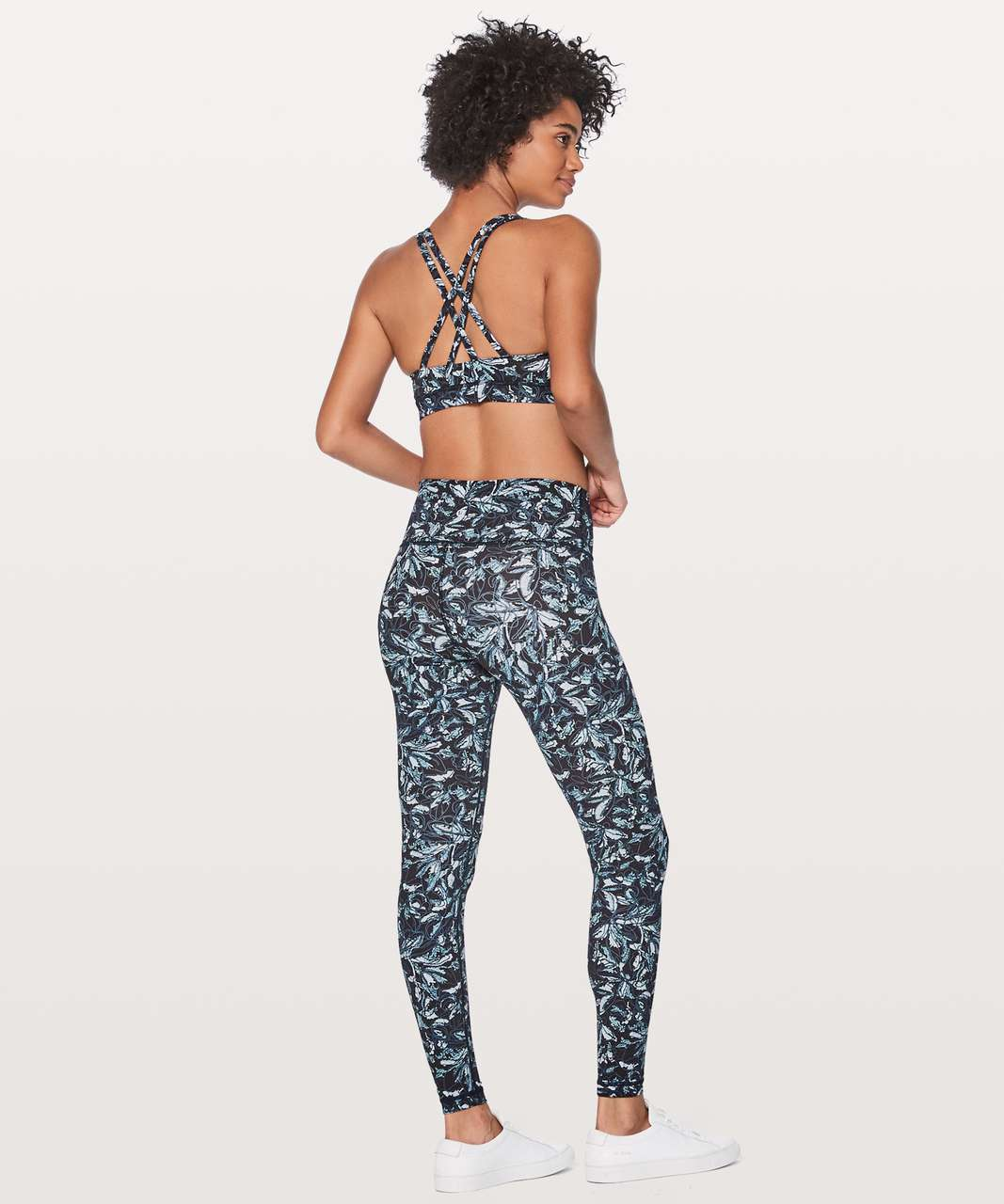 Lululemon Energy Bra - Embellished Multi
