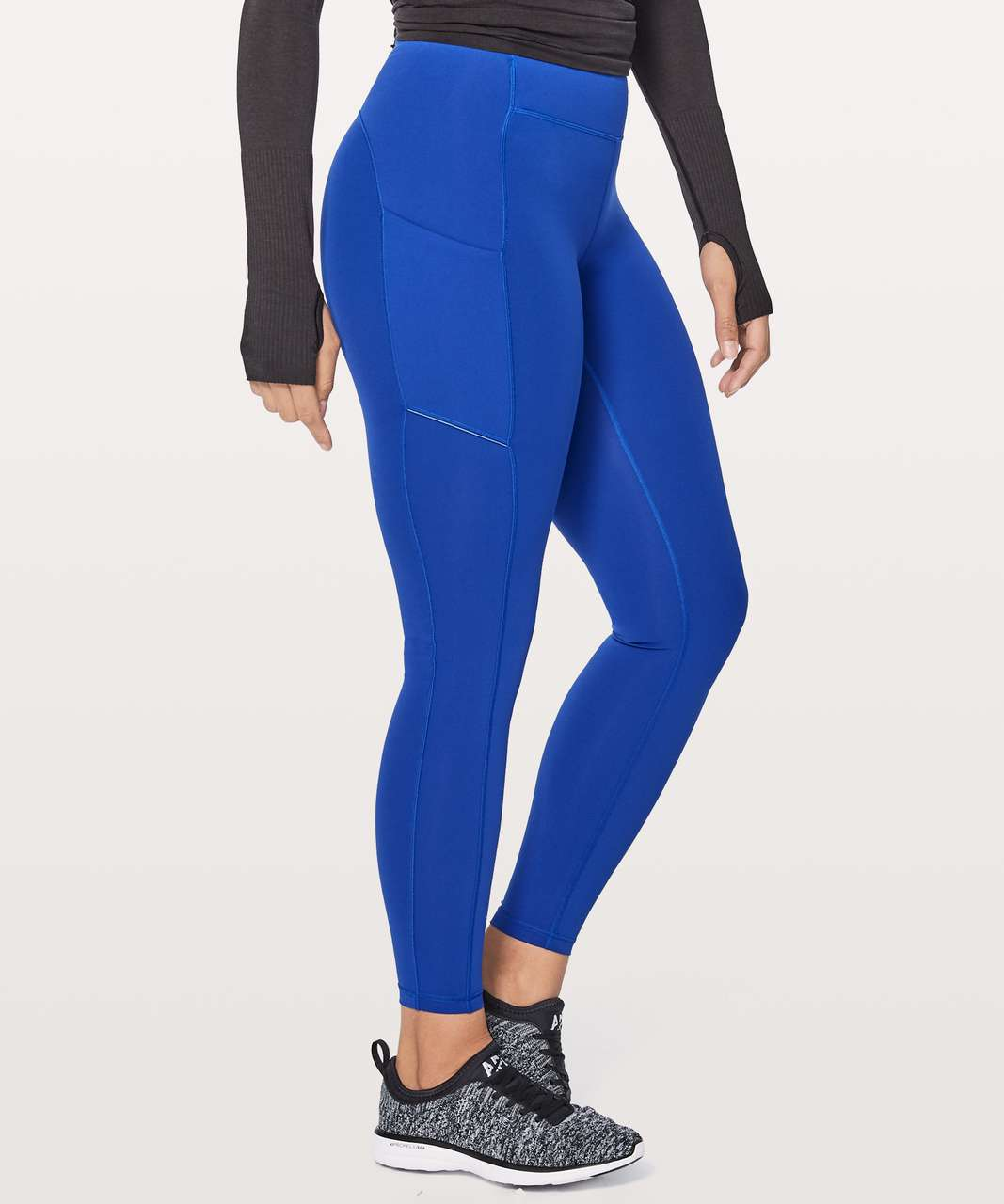 "Lululemon Speed Up Tight Full-On Luxtreme 28"" - Jet Stream"