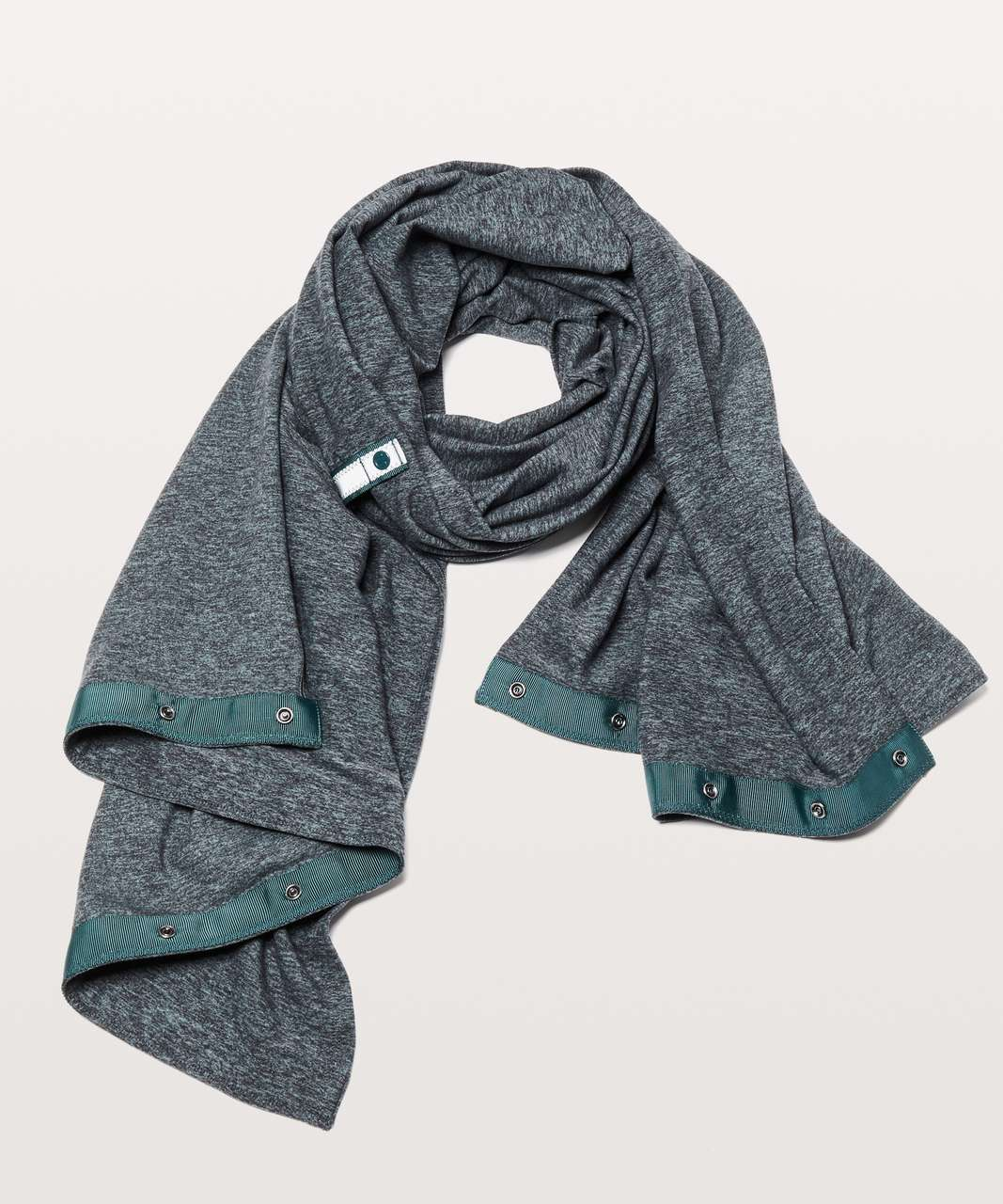 Lululemon Vinyasa Scarf - Heathered Submarine