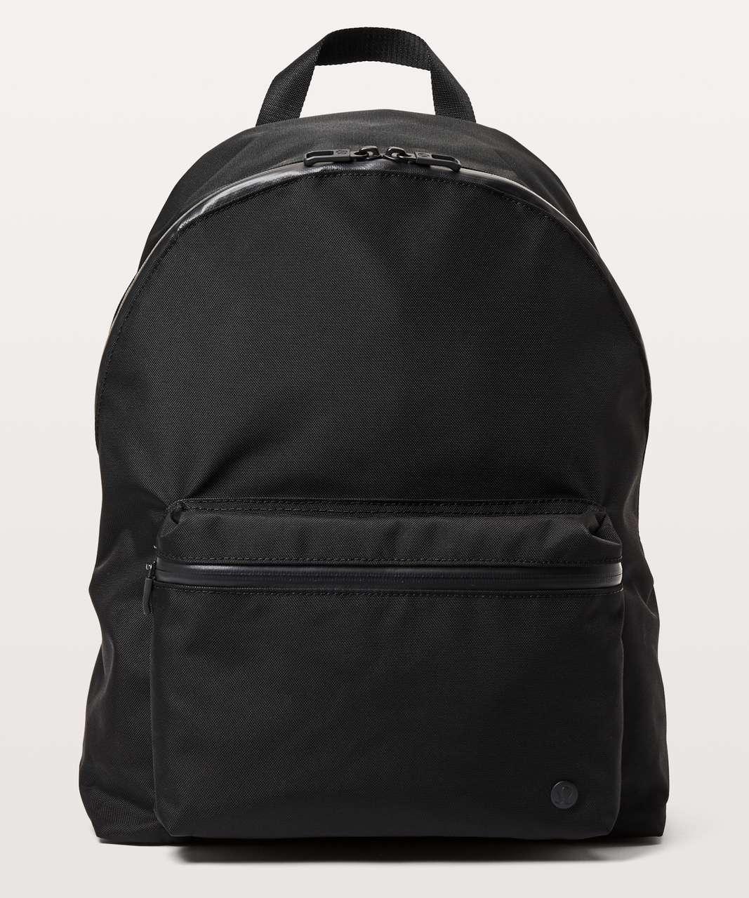 0c7bbe8383 Lululemon Mainstay Backpack *22L - Black - lulu fanatics