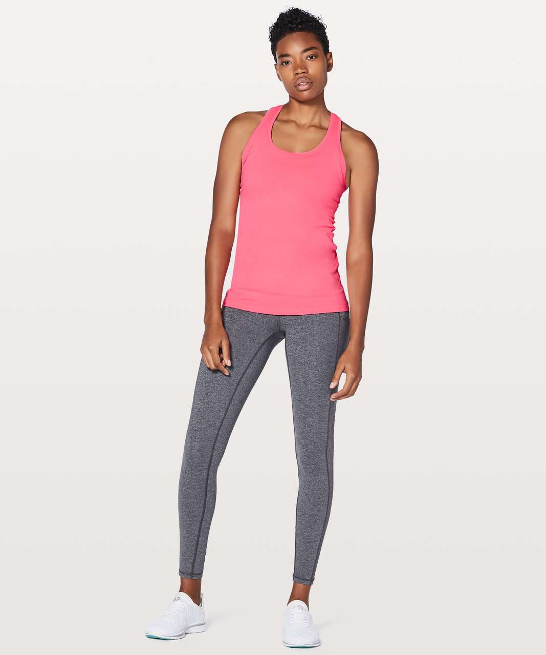 Lululemon Cool Racerback II - Flash Light Tone