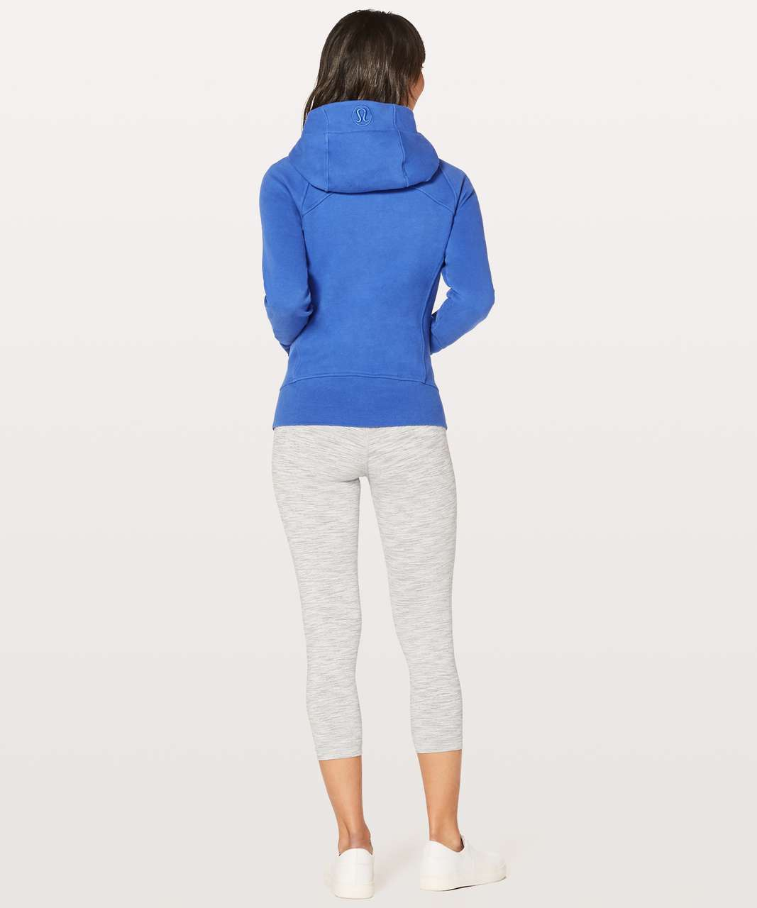 Lululemon Scuba Hoodie *Light Cotton Fleece - Blazer Blue (First Release)