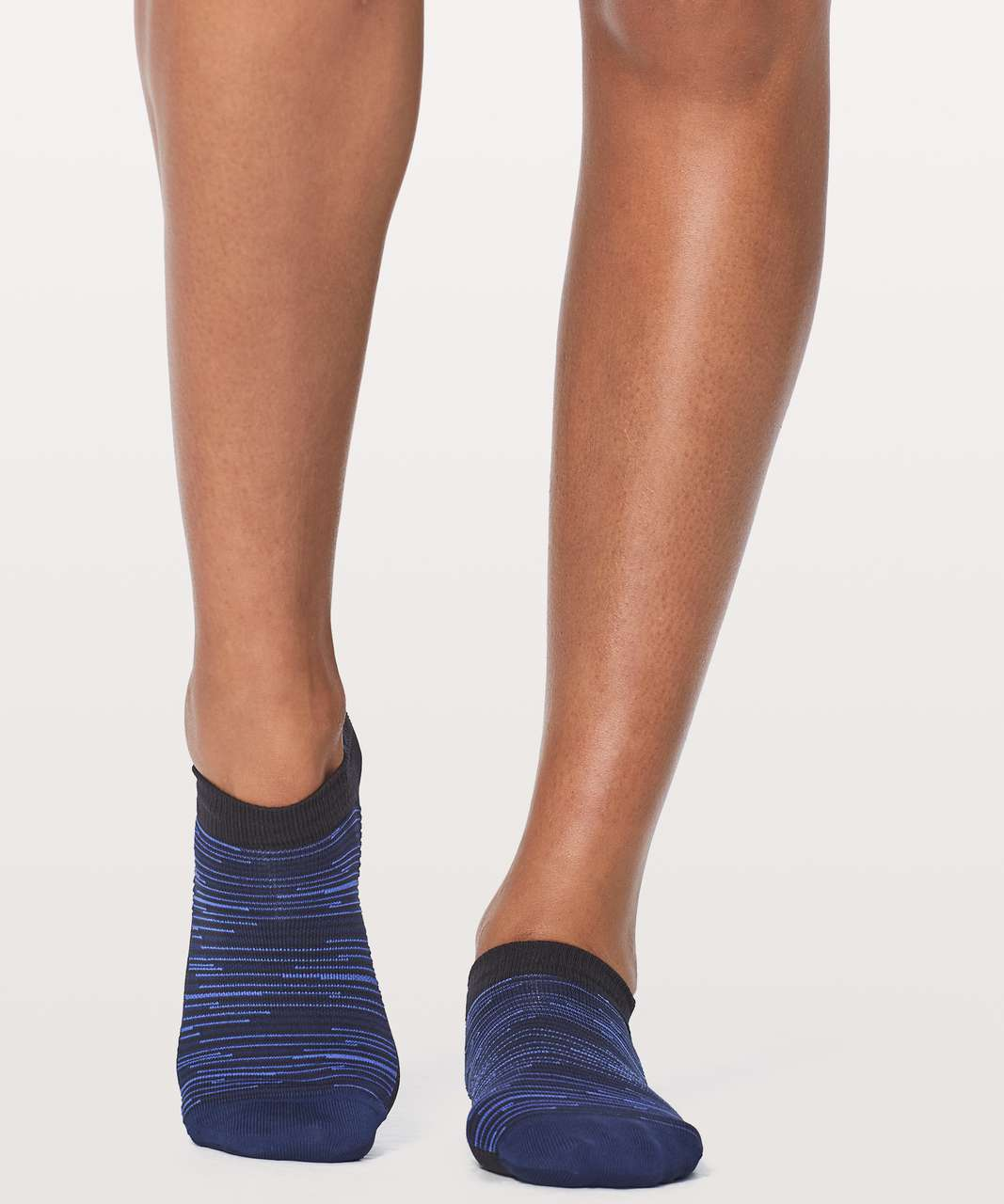 Lululemon Play All Day Sock - Hero Blue / Blazer Blue / Black
