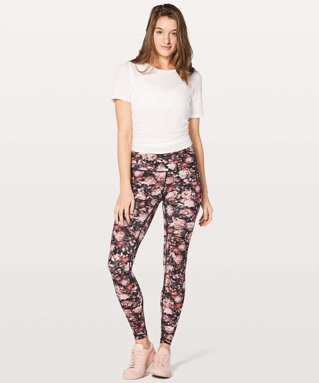 Lululemon Wunder Under Hi-Rise Tight *Nulux - Peony Multi