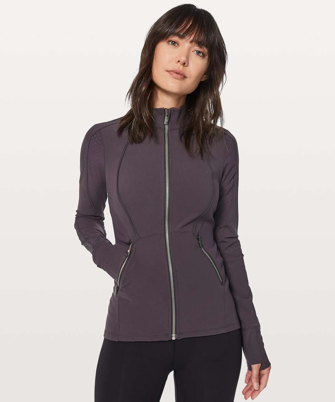 Lululemon Sleek Essentials Jacket - Boysenberry