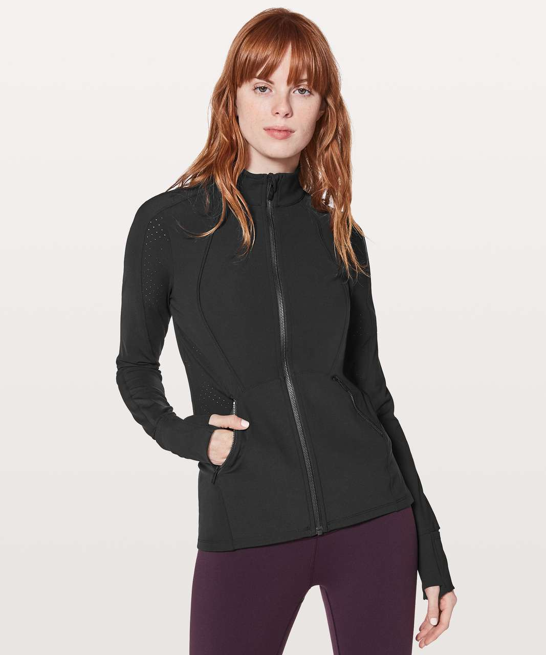 Lululemon Sleek Essentials Jacket - Black