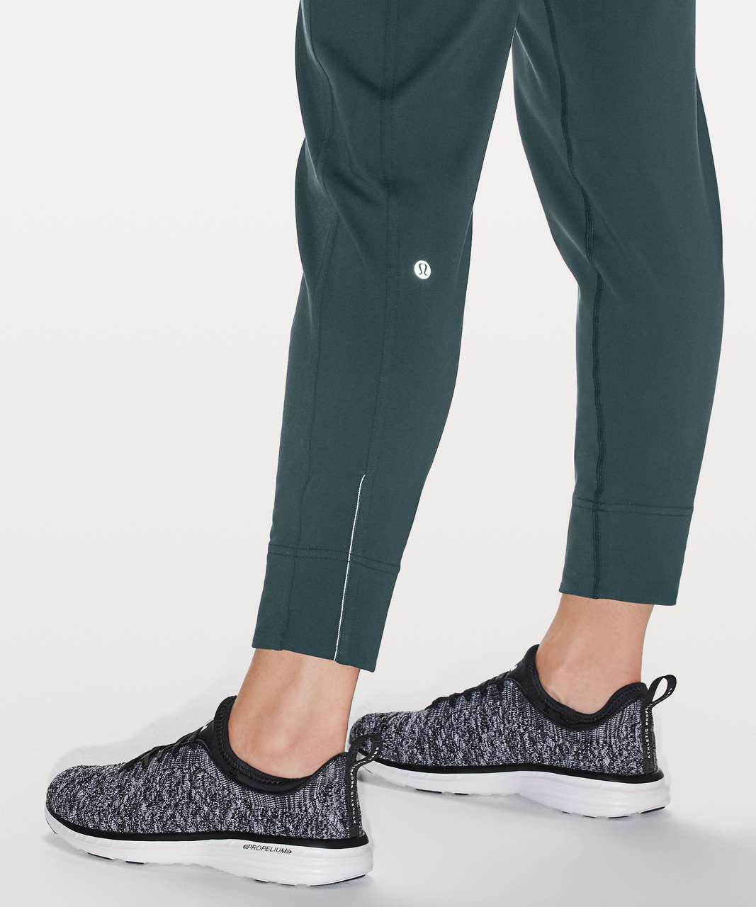 "Lululemon Run Rulu Run Pant 29"" - Nocturnal Teal"